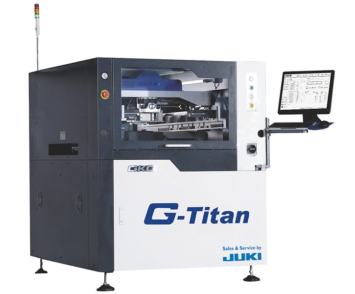 JUKI Screen-Printing Solution - G-TITAN