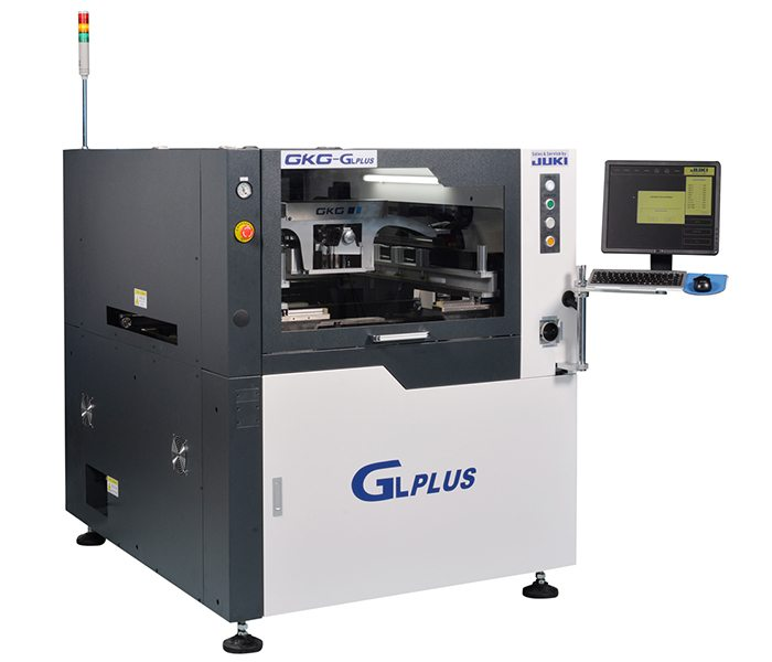 JUKI Screen-Printing Solution - GL PLUS