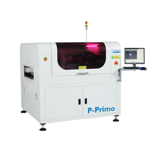 JUKI Screen-Printing Solution - P-PRIMO