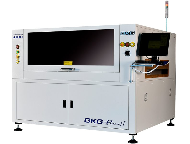 JUKI Screen-Printing Solution - PMAXII