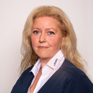 Evelyn Berger, Marketing Manager, JUKI Automation Systems GmbH