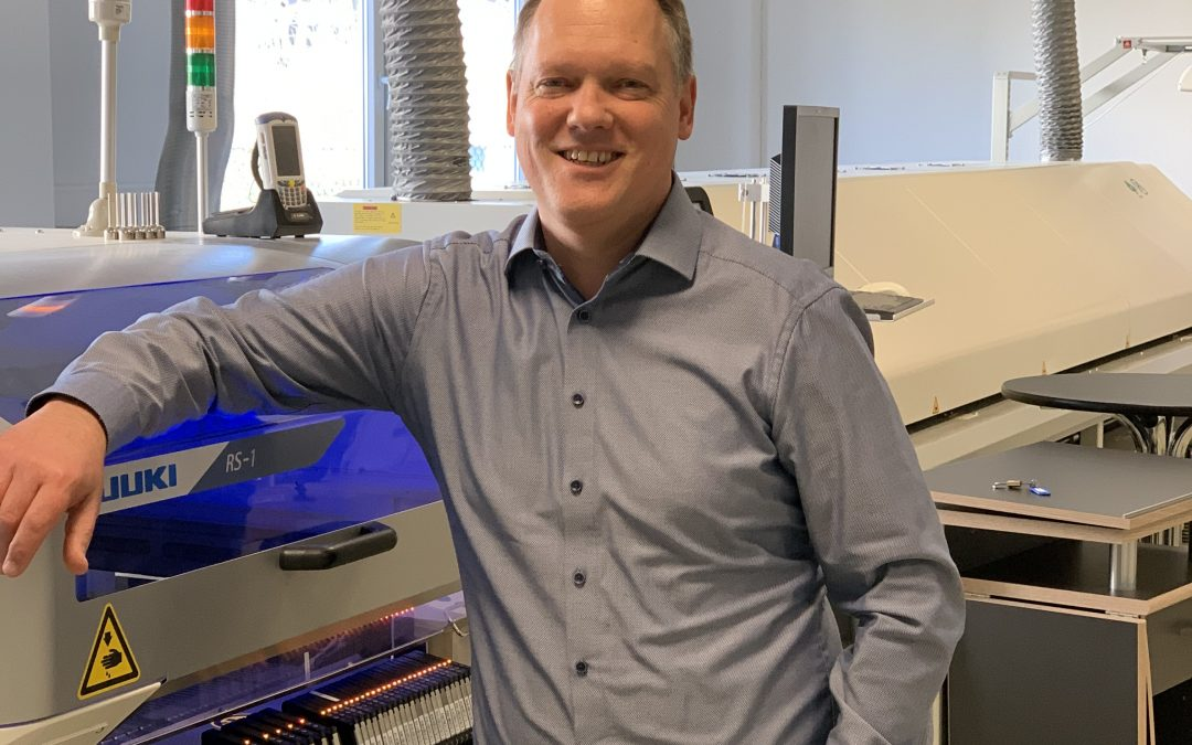 Lars Bartels appointed as Director Customer Service, Product Management and Marketing