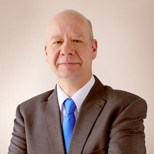 Manfred Kugler, Director Technical Services, JUKI Automation Systems GmbH